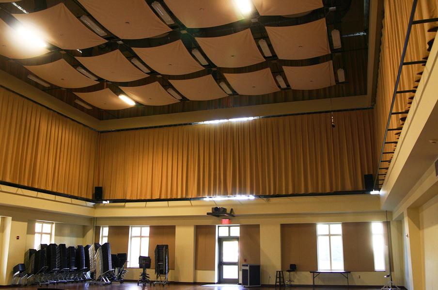 Janson Industries Auditorium Acoustics
